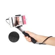 Teleskopická selfie tyč / monopod ROCK - kabelová spoušť + bluetooth dálková spoušť