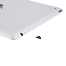 Antiprachová záslepka jack konektoru pro Apple iPad 2. / 3. / 4.gen. - černá