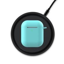 Pouzdro / obal pro Apple AirPods 2019 s bezdrátovým pouzdrem - silikonové