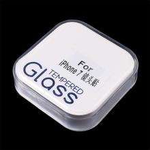Tvrzené sklo (Tempered Glass) pro Apple iPhone 7 / 8 - na čočku zadní kamery - 0,1mm