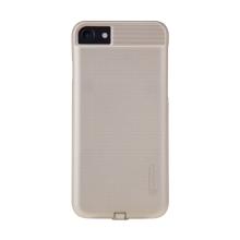 Kryt NILLKIN pro bezdrátové nabíjení Apple iPhone 7 - plastový - zlatý