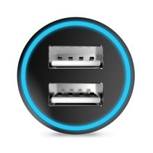 Nabíječka do auta HOCO s 2 USB porty (2.4A)