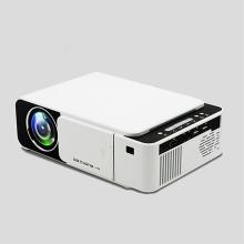 LED projektor T5 - WiFi / HDMI / USB / SD - bílý