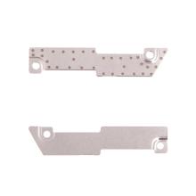 Kovový kryt / krycí plech konektoru baterie pro Apple iPhone 5C - kvalita A+