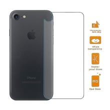 Tvrzené sklo (Tempered Glass) na zadní část Apple iPhone 7 Jet Black / 8 (tl. 0,3mm)