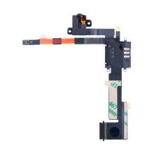 Flex kabel s audio jack konektorem + slot pro SIM pro Apple iPad 2.gen. (3G verze) - kvalita A+