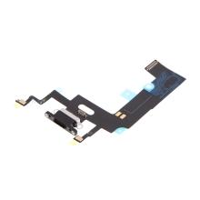 Napájecí a datový konektor s flex kabelem + mikrofony pro Apple iPhone 11 - kvalita A+