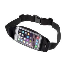 Sportovní ledvinka / pouzdro pro Apple iPhone 6 Plus / 6S Plus / 7 Plus - černá