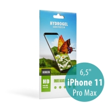 Ochranná Hydrogel fólie pro Apple iPhone Xs Max / 11 Pro Max - čirá