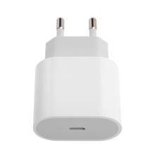 18W Napájecí adaptér / nabíječka USB-C pro Apple iPhone / iPad - oválné provedení