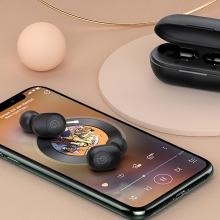 Bezdrátová sluchátka XIAOMI Haylou GT2S TWS - černá