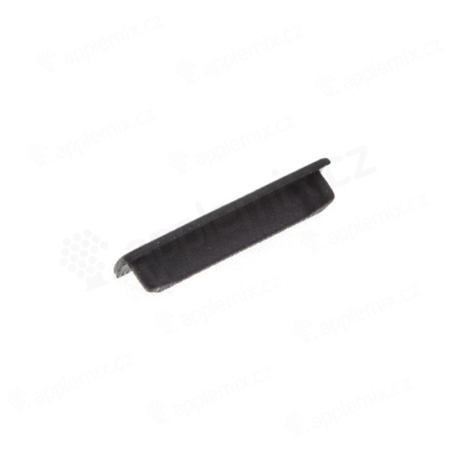 Antiprachová záslepka dock konektoru pro Apple iPad 2. / 3.gen. - černá