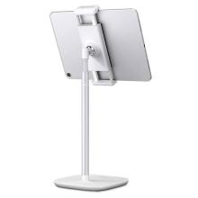 Stojánek UGREEN pro Apple iPhone / iPad - výsuvný - kovový - stříbrný