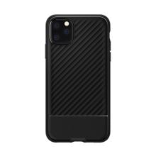 Kryt SPIGEN Core Armor pro Apple iPhone 11 Pro - vroubkovaný povrch - gumový - černý