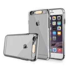 Kryt ROCK pro Apple iPhone 6 / 6S - s vylepšením upozornění / notifikace - plastový - průhledný