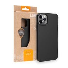Kryt UAG Outback pro Apple iPhone 11 Pro Max - kompostovatelný kryt - černý