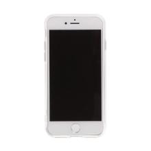 Kryt pro Apple iPhone 7 / 8 gumový - průhledný