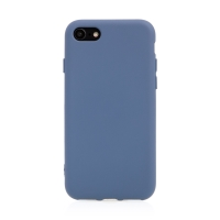 Kryt pro Apple iPhone 7 / 8 / SE (2020) - silikonový - modrý