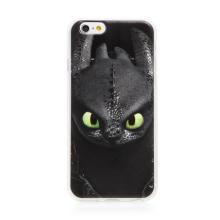 """Kryt """"Jak vycvičit draka"""" pro Apple iPhone 6 / 6S - gumový - Bezzubka"""