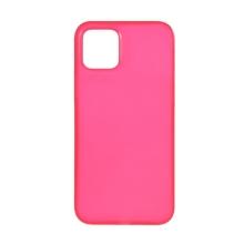 Kryt pro Apple iPhone 12 / 12 Pro - ultratenký - plastový - růžový