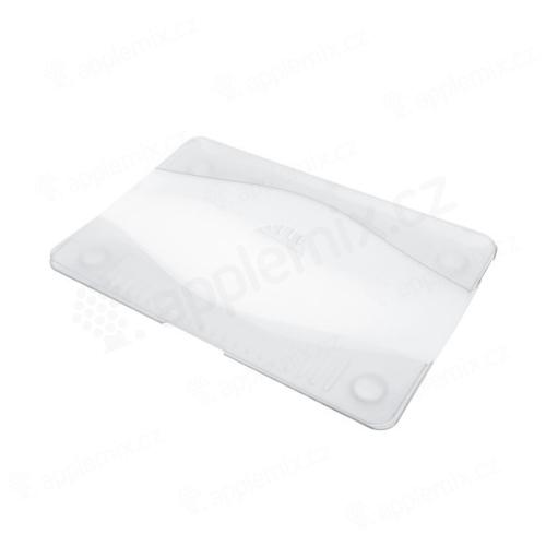 Ultra tenký gumový obal pro Apple MacBook Air 11 - průhledný