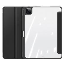 "Pouzdro DUX DUCIS pro Apple iPad 11"" (2018 / 2020 / 2021) - stojánek + prostor pro Apple Pencil - černé"