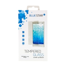 Tvrzené sklo (Tempered Glass) BLUE STAR pro Apple iPhone 7 Plus / 8 Plus - silikonový okraj - tl. 0,3mm / 2,5D