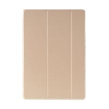 """Pouzdro / kryt pro Apple iPad 10,2"""" (2019 - 2021) - funkce chytrého uspání - gumové - zlaté"""