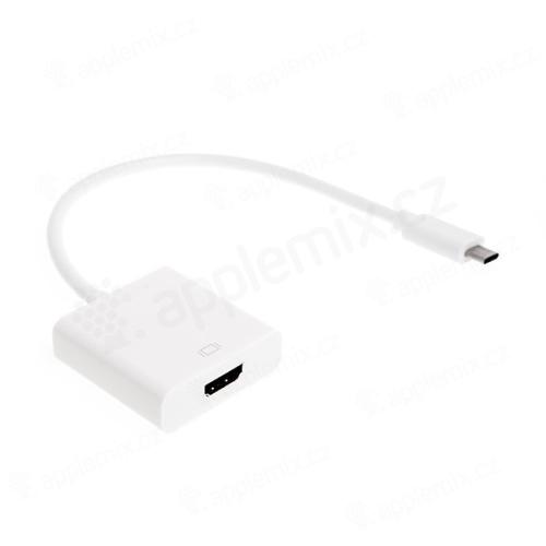 Redukce USB-C na HDMI - bílá