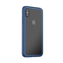 Rámeček / bumper BASEUS pro Apple iPhone X - gumový