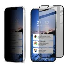 Tvrzené sklo (Tempered Glass) IMAK pro Apple iPhone 13 / 13 Pro - privacy - 2,5D