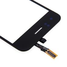 Náhradní sklo s dotykovou vrstvou pro Apple iPhone 3GS (touch screen digitizer) - černé - kvalita A+