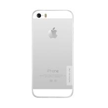 Kryt NILLKIN Nature pro Apple iPhone 5 / 5S / SE - gumový - průhledný