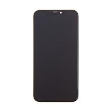 OLED panel + dotykové sklo (touch screen digitizér) pro Apple iPhone X / Xs - černý - kvalita A+