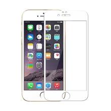 Super odolné tvrzené sklo Nillkin (Tempered Glass) na přední část Apple iPhone 6 Plus / 6S Plus - bílý rámeček - 0,3mm