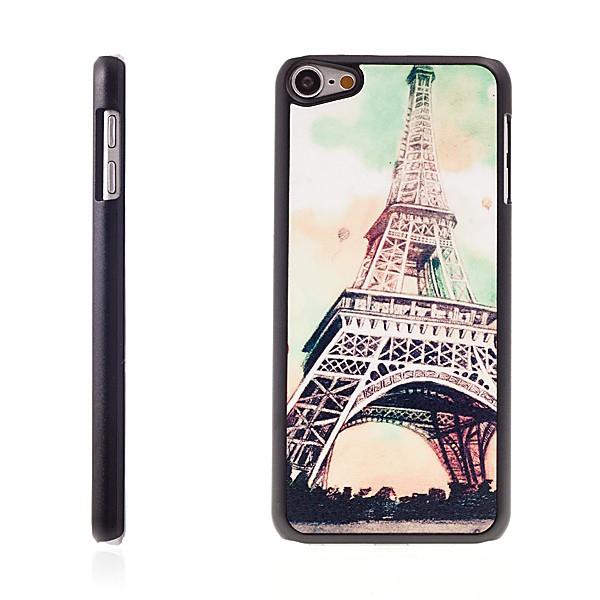 Kryt pro Apple iPod touch 6.gen. plastový - Eiffelovka 2