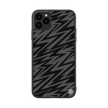 Kryt NILLKIN Twinkle pro Apple iPhone 11 Pro - reflexní a síťované prvky - gumový - černý