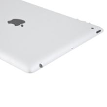 Antiprachová záslepka jack konektoru pro Apple iPad - průhledná