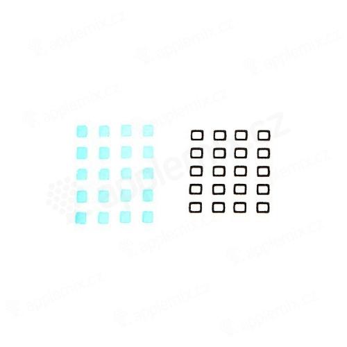 Sada 20ks - UV filtr / film + samolepící pěnový rámeček na proximity senzor pro Apple iPhone 4 - kvalita A+