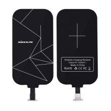 Podložka / přijímač NILLKIN pro bezdrátové nabíjení Qi pro Apple iPhone s Lightning konektorem - černý