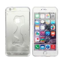 Voděodolné průhledné pouzdro / obal pro Apple iPhone 6 / 6S / 7 / 8