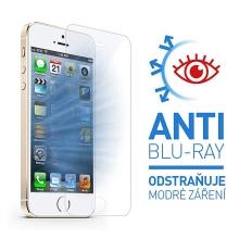 Super odolné tvrzené sklo BASEUS (Tempered Glass) na přední část Apple iPhone 5 / 5C / 5S / SE - Anti-blue-ray - 0,2mm