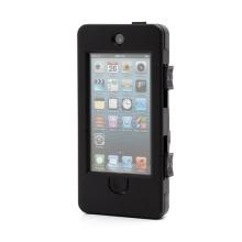 Pouzdro pro Apple iPhone 5 / 5S / SE - držák na kolo - plastové - černé