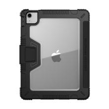 Pouzdro NILLKIN pro Apple iPad Air 4 (2020) - outdoor / odolné - polykarbonátová záda - černé / průhledné