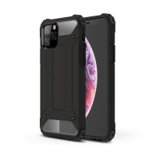 Kryt pro Apple iPhone 11 Pro - odolný - plastový / gumový - černý