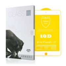 Tvrzené sklo (Tempered Glass) pro Apple iPad mini 4 / 5 - 2,5D okraj - čiré