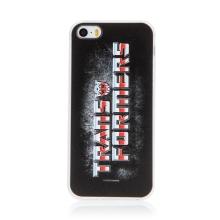 Kryt pro Apple iPhone 5 / 5S / SE - gumový - Transformers