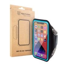 Sportovní pouzdro TACTICAL pro Apple iPhone včetně velikostí Plus a Max - reflexní prvky - černé