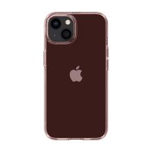 Kryt SPIGEN Crystal Flex pro Apple iPhone 13 mini - gumový - růžový