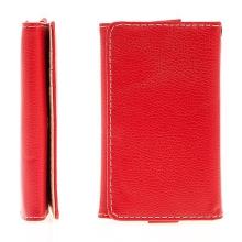 Peněženka OMO pro Apple iPhone 4 / 4S - červená